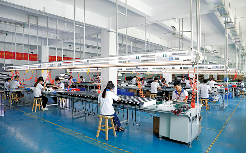 Shenzhen New Way Technology Co.,Ltd